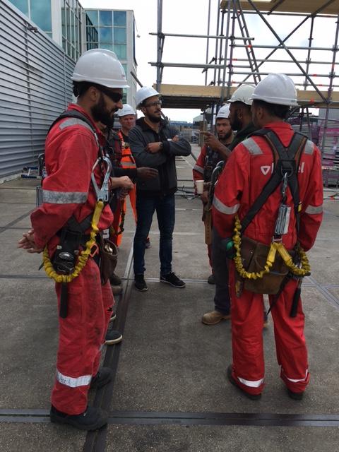 opleiding monteur steigerbouw Megasafe